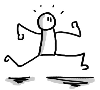 Scrum Master running